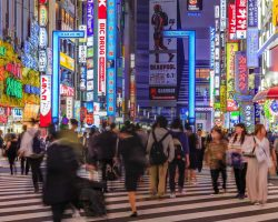 Hoogtepunten van Tokyo